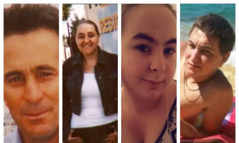 Família de brasileiros morreu na Itália Foto: Reprodução/TV