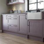 Skinny Shaker Door Kitchen Og Kitchens