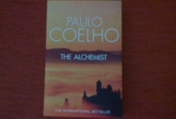 Alhemičar – Paulo Koeljo (na engleskom jeziku)