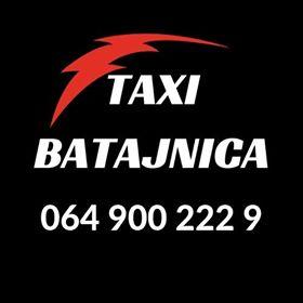 Taxi Batajnica do aerodroma – 064 900 222 9
