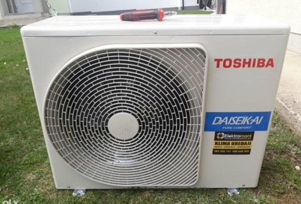 AKCIJA-Klima uredaji Toshiba Mirai-NOVI MODEL 2018/19 Elektromont  Banja Luka 065 566 141