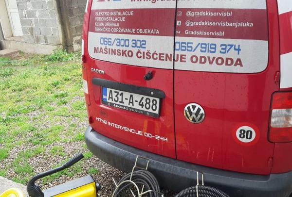 vodoinstalater, BANJALUKA www.gradskiservis.ba 066 300 302