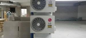 AKCIJA- Klima Dual INVERTER LG 12 novi model 2019 sa ugradnjom 1100 KM Elektromont Banja Luka 065 566 141