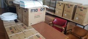 AKCIJA !!! Klima Maxon 12 sa ugradnjom 599 KM Banja Luka 065 566 141 Garancija 2 g Elektromont Banja Luka