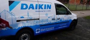 AKCIJA-klima A++ Daikin FTXF35A SENSIRA novi model 2019 Elektromont Banja Luka 065 566 141