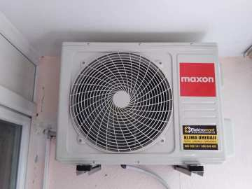 AKCIJA !!! Klima Maxon 12 sa ugradnjom 570 KM Banja Luka 065 566141 Elektromont