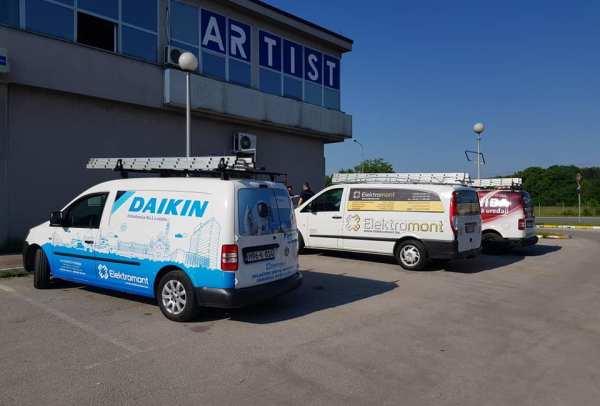 AKCIJA-INVERTER Klima uređaji sa ugradnjom Elektromont Banja Luka 065/566-141 ovlašteni servis,prodaja i montaža