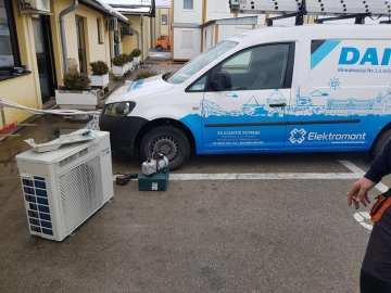 AKCIJA-Daikin inverter A++ klima FTXF35A-Elektromont Banja Luka 065 566 141 cijena sa ugradnjom 1400 KM garancija 3 godine