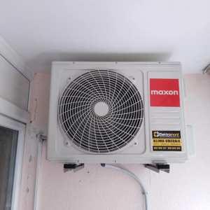 AKCIJA !!! Klima INVERTER Maxon Wi-Fi sa ugradnjom od 799 KM i garancijom 065 566 141 Elektromont Banja Luka