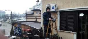 Klima AKCIJA !!! Klima Haier Tibio12 on/off -7°C sa ugradnjom 700 KM Elektromont Banja Luka 065 566 141