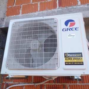AKCIJA !!! Klima Gree Regular -22C Wi-Fi sa ugradnjom od 1100 KM Elektromont Banja Luka 065 566 141