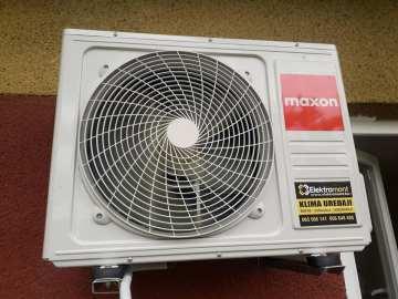 AKCIJA !!! Klima Maxon 12 sa ugradnjom 550 KM Elektromont Banja Luka 065 566141