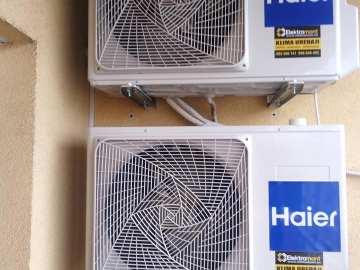 AKCIJA !!! Klima INVERTER Haier Tide 12 Wi-Fi -15C grijanje ecoplin R32 A++ sa ugradnjom 899 KM Elektromont Banja Luka 065 566 141