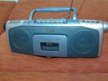 Radio Kasetofon Aiwa