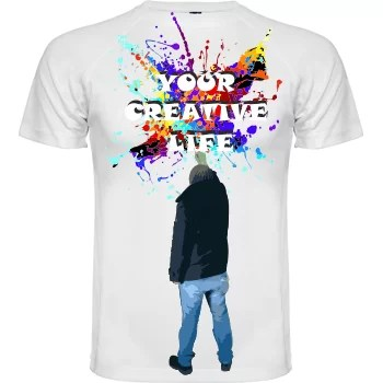Camiseta: Your creative life