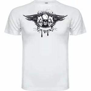 Camiseta: Tribal con tres calaveras