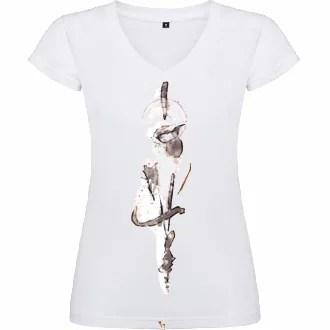 Camiseta de mujer: Gorrión