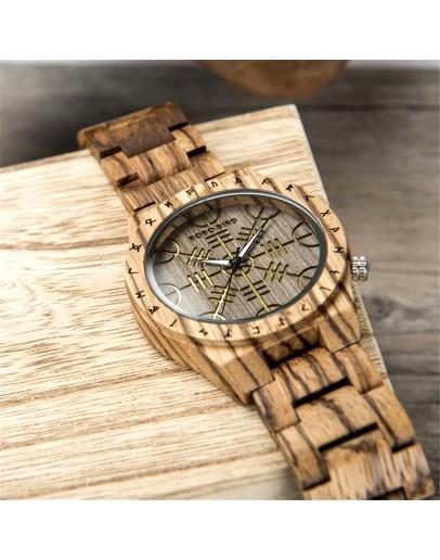 унисекс часовник от дърво