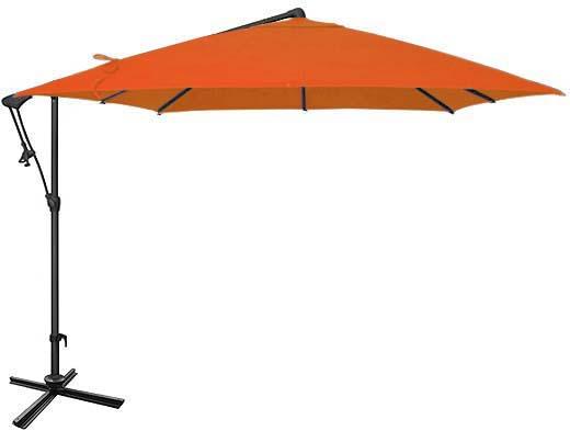 Parasol De Jardin Orange Ogni