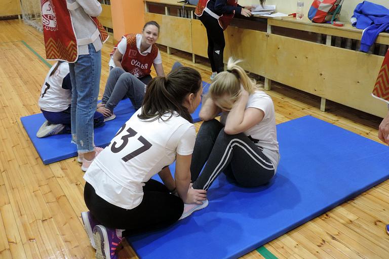 В Прикамье провели фестиваль ГТО для людей с инвалидностью и ограничениями по здоровью