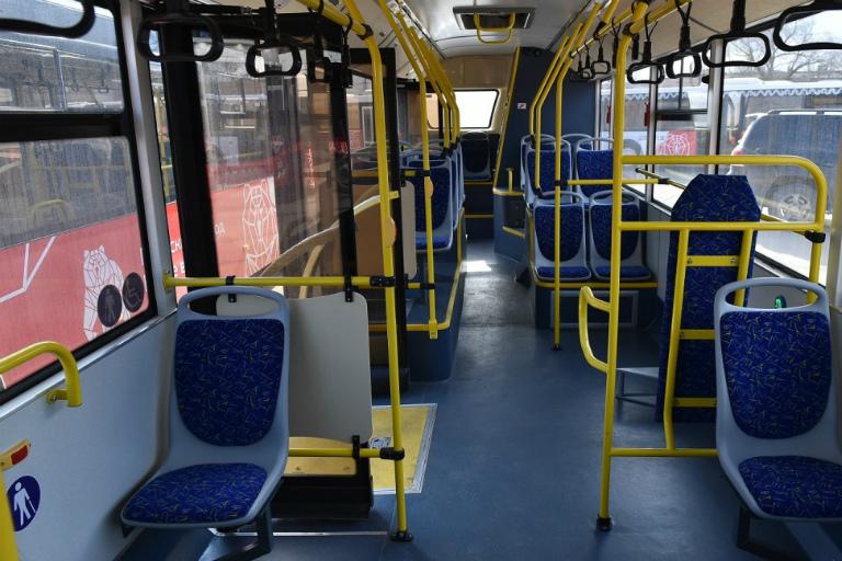 Дмитрий Махонин поручил автоматизировать процесс дезинфекции общественного транспорта в Прикамье