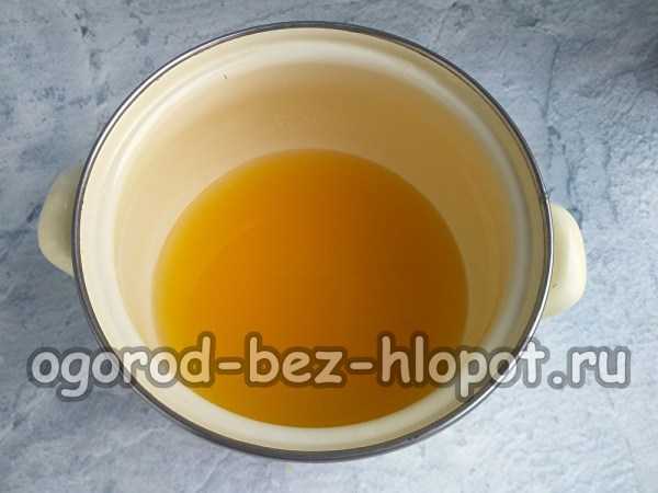 Кабачки как ананасы на зиму с ананасовым соком - рецепт с ...