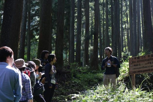東京の森 START UP CAMP!!