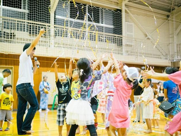 ゆめ踊る夏のフェスティバル! 成木地区 大盆踊り 2017
