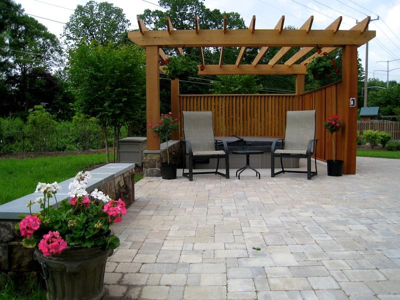 patio design in arlington va outdoor