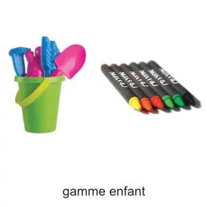 gamme enfant crayon sceau