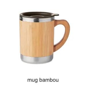 mug bambou ografx objet publicitaire