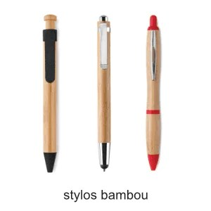 stylos bambou