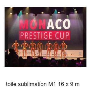 toile sublimation grand format personnalisable ografX