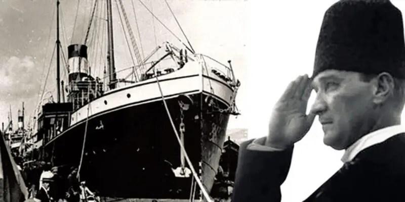 Mustafa Kemal Paşa'nın Samsun Görevi (2)