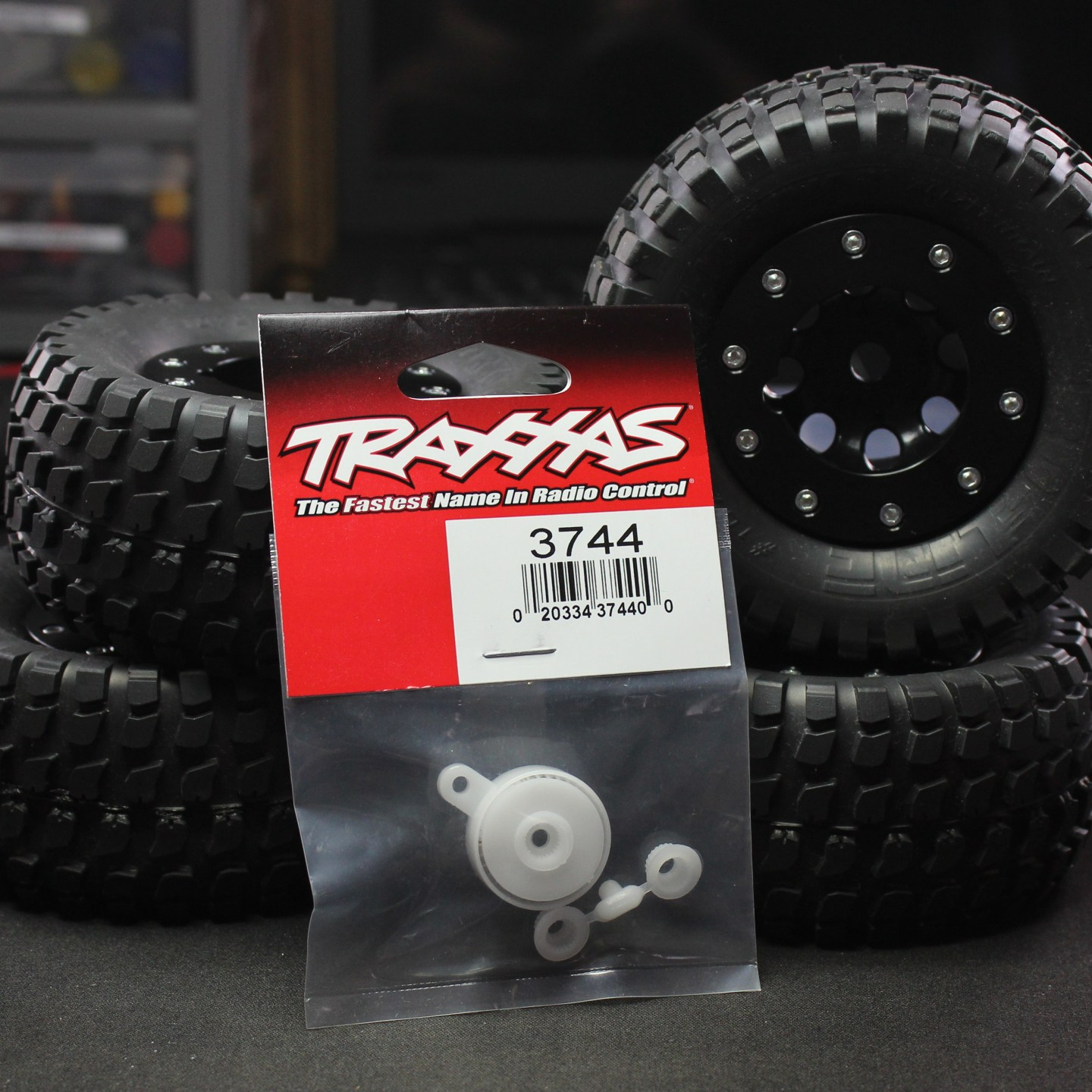 More Traxxas Slash Parts