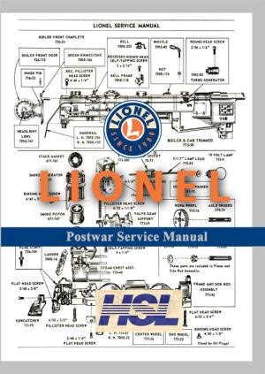 Links for Lionel exploded views and parts lists | O Gauge Railroading On Line Forum