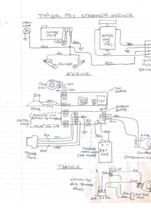 Wiring Diagram for Protosounds Board? | O Gauge