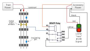Lionel 148 Signal  New Manufacturing? | O Gauge