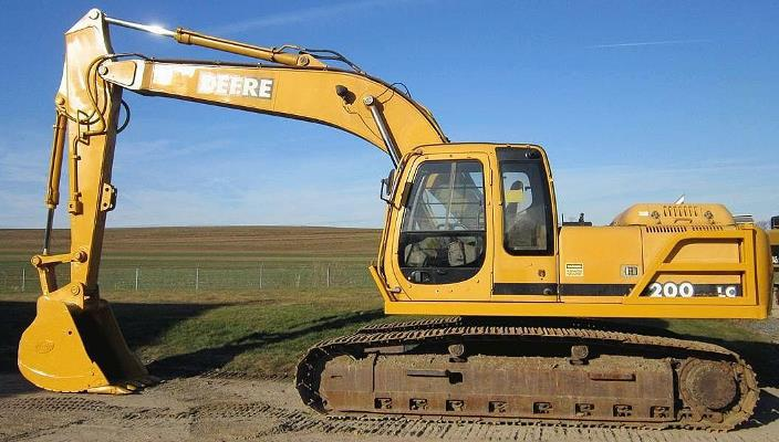 JD 200LC EXCAVATOR PROTO 1?resize=665%2C378&ssl=1 john deere 200 excavator the best deer 2017  at eliteediting.co