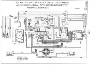 Wiring diagram for Lionel 618573 pictures added | O Gauge Railroading On Line Forum