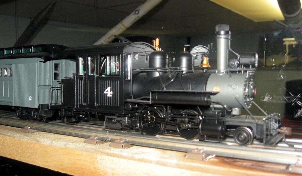 Forney Just Arrived O Gauge Railroading On Line Forum