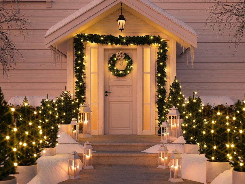 Ideas Decorating Front Porch