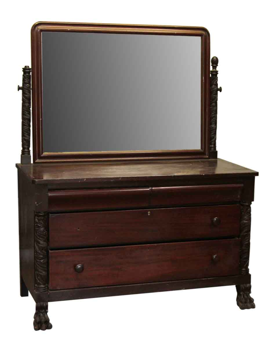 Empire Style Dresser by Berkey & Gay   Olde Good Things on Furniture Style  id=81566