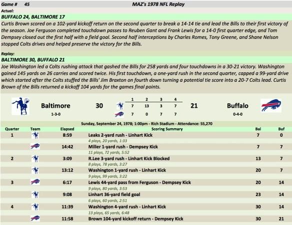 Game 45 Bal at Buf