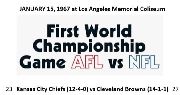 Super Bowl Result