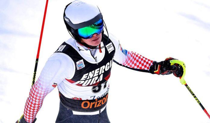 Ogulin.eu Najbolji hrvatski skijaš osvojio je drugo mjesto u veleslalomu