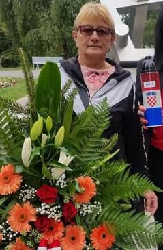 Ogulin.eu Mira Rumenović - predsjednica Udruge udovica hrvatskih branitelja