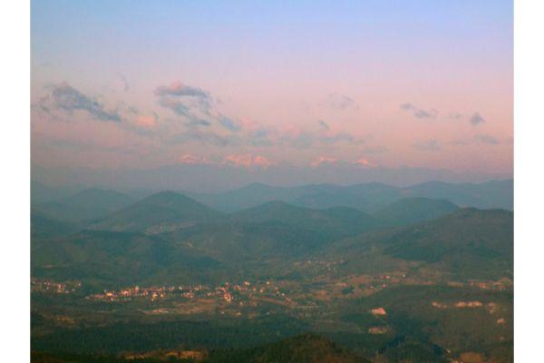 Ogulin.eu Pogled s Kleka na Alpe