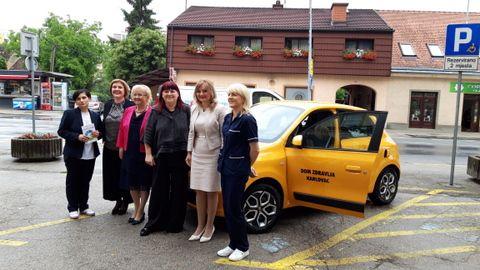 Ogulin.eu Županija nabavila vozilo za potrebe palijativne skrbi pri Domu zdravlja Karlovac