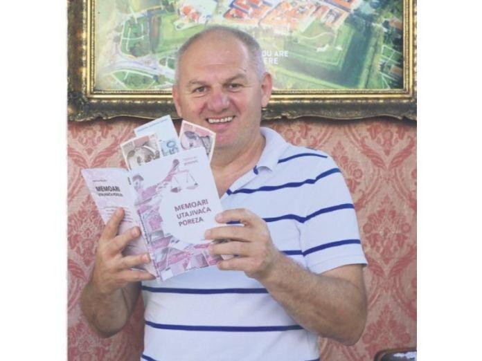 Ogulin.eu Memoari utajivača poreza - nova knjiga Tomislava Beronića